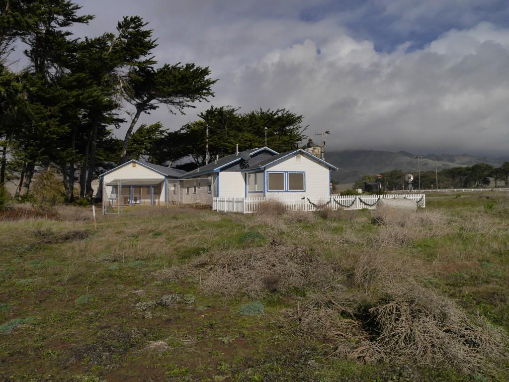 Kleine Strandhaus